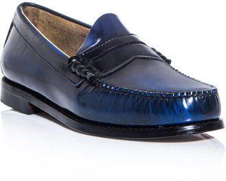 Pick of the day for HIM - Bass Weejuns Larson Loafer