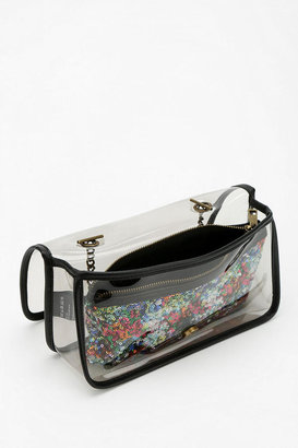 Urban Outfitters Deena & Ozzy Two-In-One Sequin Clutch