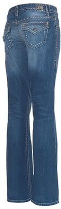Cruel Girl Jacey Jeans - Flare Leg, Rip & Repair (For Women)