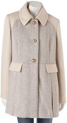Fleet Street tweed coat