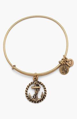 Women's Alex And Ani Nautical Bangle Bracelet