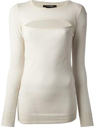 Isabel Marant 'Seashell' top