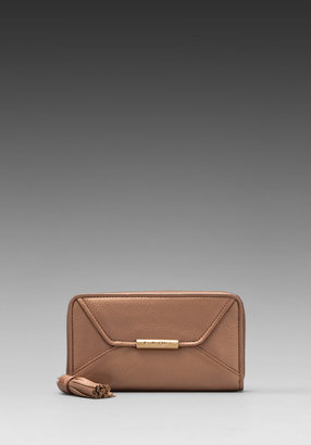 See by Chloe Cherry Long Zipped Wallet