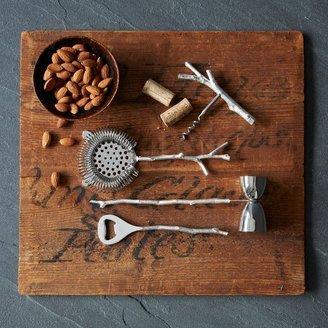 west elm Twig Barware Kit