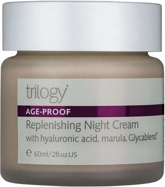 Trilogy Replenishing Night Cream, 60g