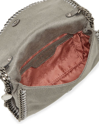 Stella McCartney Falabella Crossbody Bag, Light Gray