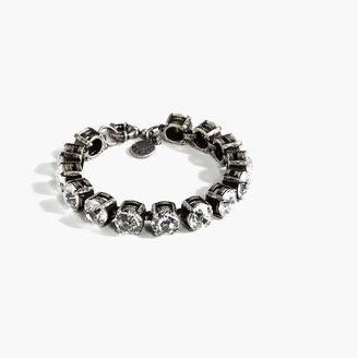 J.Crew Swarovski crystal bracelet