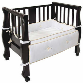 Arm's Reach Sleigh Bed Co-Sleeper Bassinet $373.29 thestylecure.com