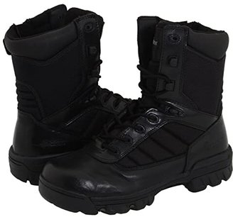 Bates Footwear Ultra-Lites (Black Leather) Women's Work Boots