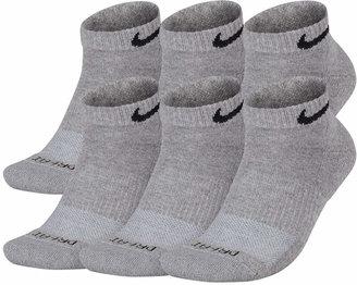 Nike Men Socks, Dri Fit Low Cut 6 Pack