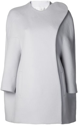Thierry Mugler single breasted coat