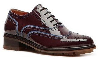 Santoni Patent Leather Oxford