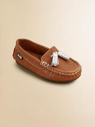 Venettini Toddler's & Boy's Tassel Loafers