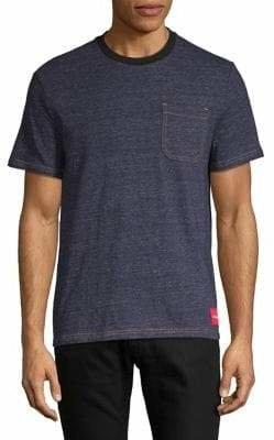Calvin Klein Jeans Chest Pocket Crew Neck Tee