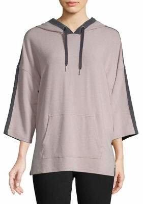 Calvin Klein Drawstring Hooded Pullover