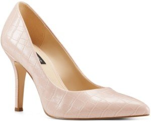 Nine West Women's Flax Pointed Toe Pumps Women's Shoes