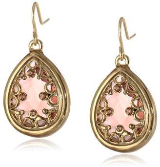 Carolee Pear Drop Earrings