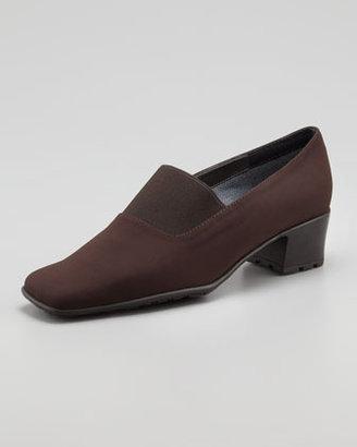 Sesto Meucci Sassy Stretch Gore Fabric Loafer