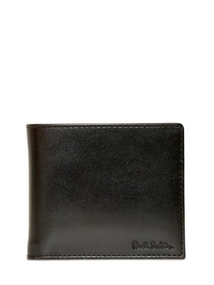 Paul Smith Striped Leather Wallet