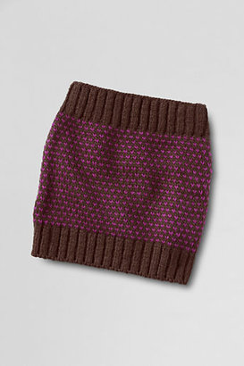 Lands' End Women's Birdseye Snood