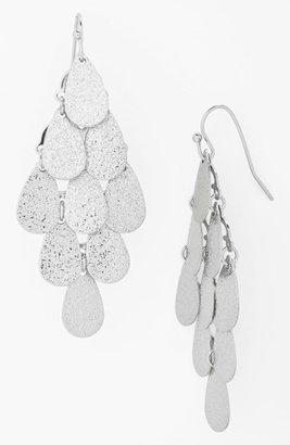 BP Textured Chandelier Earrings (Juniors)