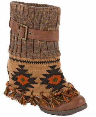 Muk Luks Shoes, Cassandra Booties