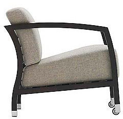 Malena Armchair in Leather