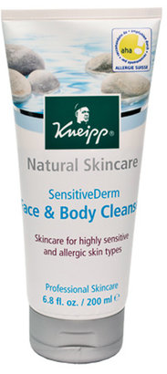 Kneipp SensitiveDerm Face and Body Cleanser