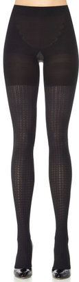 Spanx ASSETS® Red Hot LabelTM Pattern Tights Coil Sweater