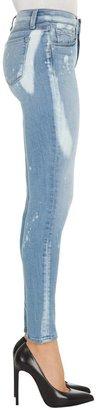 J Brand 910 Low-Rise Skinny Leg