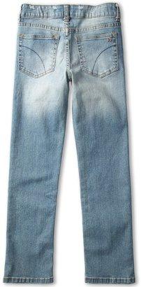 Joe's Jeans Boys' Brixton Straight Narrow in Cliff (Big Kids) (Cliff) - Apparel