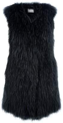 Yves Salomon Meteo By Rabbit fur gilet