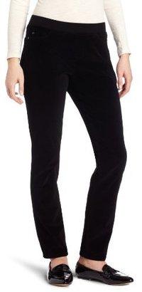 NYDJ Women's Claire Velvet Legging Jean