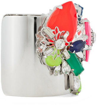Erickson Beamon Color Me Crazy Bracelet in Multi