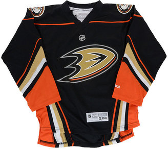 Reebok Boys' Anaheim Ducks Replica Jersey