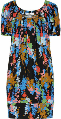 Tibi Coral Reef dress