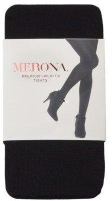 Merona Women's Knit Sweater Tight - Black