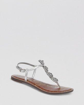 Sam Edelman Thong Sandals - Galia Ornamented Flat