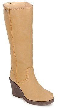 Emu HEIGHTON women's High Boots in Beige