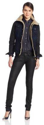 G Star G-Star Women's Arc Teddy Jacket
