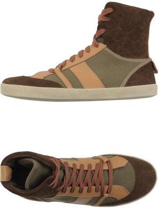 Chloé High-top sneaker