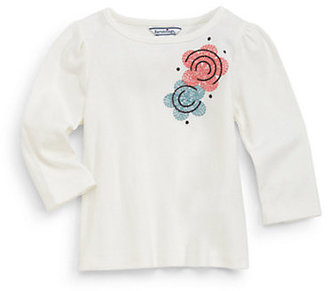 Hartstrings Infant's Embroidered Top