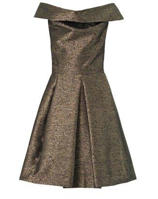 Vivienne Westwood Halton neckline-fold dress