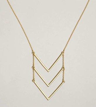 American Eagle AEO Triple V Necklace