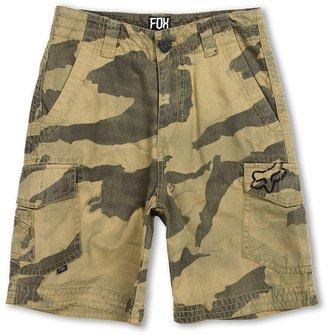 Fox Slambozo Camo Short (Big Kids) (Military Camo) - Apparel