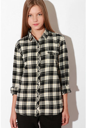 BDG Boyfriend Flannel Shirt