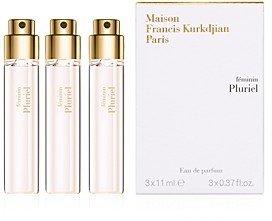Francis Kurkdjian feminin Pluriel Travel Spray Refill Set