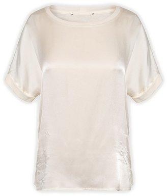 Gerard Darel Juliane - Cotton And Silk T-shirt