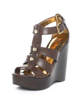 KORS Victoria Wedge Sandal