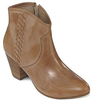 Dan Post Bowery Womens Short Western Booties